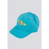 Surfer Girl Summer Pixel Kids Hat 28RBRBCAP02BLU