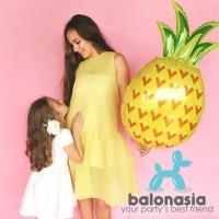 Balonasia Balon Foil Pineapple / Nanas Tema Summer