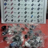 37 in 1 Sensor Kit for Arduino Sensor Arduino lengkap 37