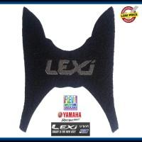Aksesoris Motor Yamaha Lexi Karpet Motor Yamaha Lexi (Costum)