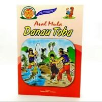 Buku Anak Dongeng Cerita Rakyat Asal Mula Danau Toba Serba Jaya