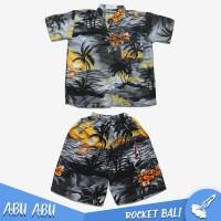 Kemeja Hawai Anak - Baju Pantai Anak Cowo - Baju Hawai Anak Laki