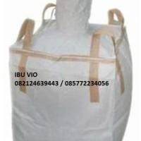 jumbo bag baru kapasitas 1 ton dan 500 kg