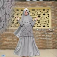 baju muslim kebaya burkat anak. gamis syari jubah anak perempuan