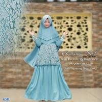 gamis anak. baju muslim kebaya anak. jubah burkat anak. syari anak.