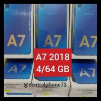TERMURAH SAMSUNG GALAXY A7 2018 (4/64 GB) - BLUE