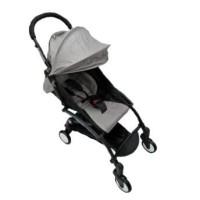Kereta BabyDoes CH-337-SN Petite Grey 300D