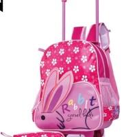 AXEIAC,tas troli/tas koper/tas roda anak perempuan My Little Pony