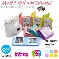Album Foto 2R Polaroid Instax Mini Polaroid 8 9 90 SP 2Nan Colourful