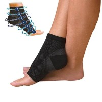 Foot angel anti fatigue compression foot sleeve Ankle Support Socks