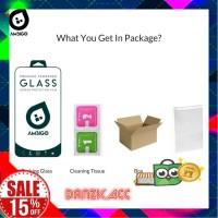 Tempered Glass 5D Full Cover Kaca Warna For Honor 9 Lite Baru