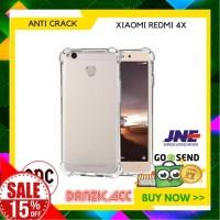 Soft Case Anti Crack Anticrack Xiaomi Redmi 4X 4X Prime Warna Bening