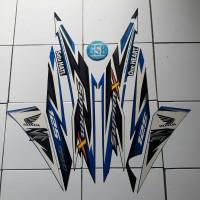 striping stiker motor honda supra x 125 fi 2014 biru