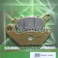 Kampas Rem Depan Yamaha R15 V2 dan V3 (R15 Vva) Merek ELIG