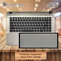 Keyboard Protector Cover Asus X441 X441B X441M X441U Silikon