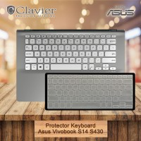 Keyboard Protector Cover Asus S430 S430F S430FA S430FN Silikon