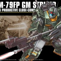 HG Hobby HGUC RGM-79FP GM Striker-Mobile Suit Gundam