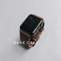 Apple Watch Leather Strap || Handmade Strap || Premium Leather - Strap for 42mm