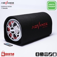Speaker Advance Portable Bluetooth TP 101BT XTRA POWER SOUND T421