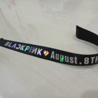 Aksesoris blackpink / gantungan backpink