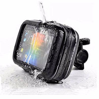 Holder HP FDT GPS Stang Sepeda / Motor Waterproof (Anti Air) 5.5