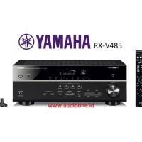 Yamaha RX-V485 /RXV485 5.1-Channel 4K Ultra HD AV Receiver with Wi-Fi