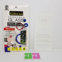 Tempered Glass 5D Huawei Honor 9 Lite 5.65 FULL Screen Guard FULL LEM