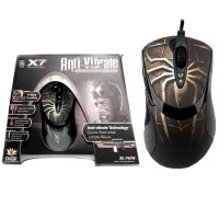 A4tech X7 XL-747H/XL747H Gaming Mouse with Macro System Anti-Vibrate
