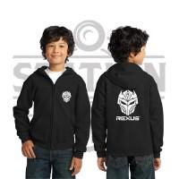 Jaket Sweater Hoodie Anak Lucu Rexus Gaming - Station Apparel