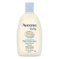 Aveeno Baby Wash & Shampoo 354ml