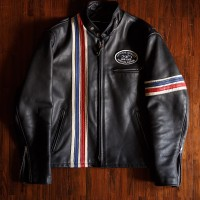 Leather Jacket Schott USA with original Iron Heart badge *SOLD
