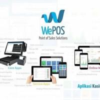 WePOS Startup - Aplikasi POS/Kasir Cafe & Retail