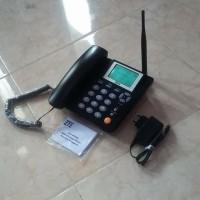 Telepon gsm rumah merk zte wp626