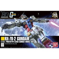 Bandai Gundam HG 1/144 RX-78-2