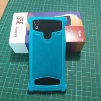Case Advan S5E Fingerprint 5 4G Anti Crack Softcase Kondom Silicon