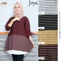 Baju Atasan Wanita Muslim Blouse Joya Top