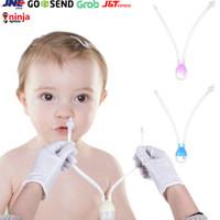 Nasal Aspirator Penghisap Ingus Sedot Cairan Anak Bayi