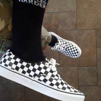 Sepatu Vans Checkers Board Premium Quality - 36