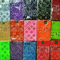 bandana batik koboy multi fungsi-slyer warna warni