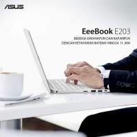 LAPTOP ASUS E203MAH N4000/4GB/500GB/WINDOWS 10