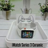 Apple Watch Series 3 42mm SE White Cramic Second Original