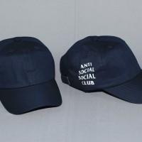 Topi Anti Social Social Club Dad Hat