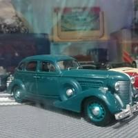 Diecast klasik miniatur mobilan mainan pajangan koleksi