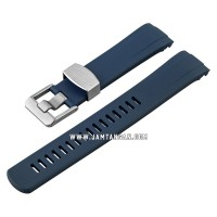 Strap Crafter Blue CB08-Turtle-Navy 22mm Man Rubber Strap