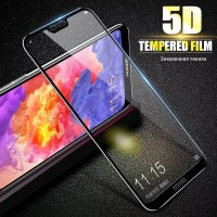 TEMPERED GLASS 5D HUAWEI P20 PRO FULL LEM FULL COVER