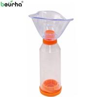 Beurha Child Inhale Automizer Spacer Mist Storage Tank Nebulizer With