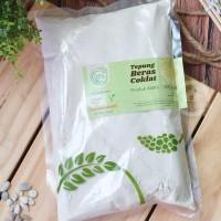Lingkar Organik Tepung Beras Coklat 500 Gram   MPAsi   Organic Flour