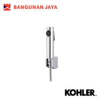 KOHLER CUFF Hygiene Spray w/ Hose And Fixed Wall Bracket | K-98100X-CP