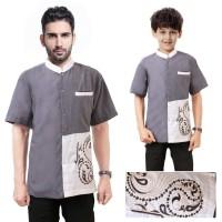 Couple Atasan Baju Muslim Dendy Koko Kemeja Anak Dan Ayah Pria All Siz