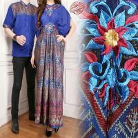 couple busana muslim kaftan jumbo rita kombi baju cowo atasan koko